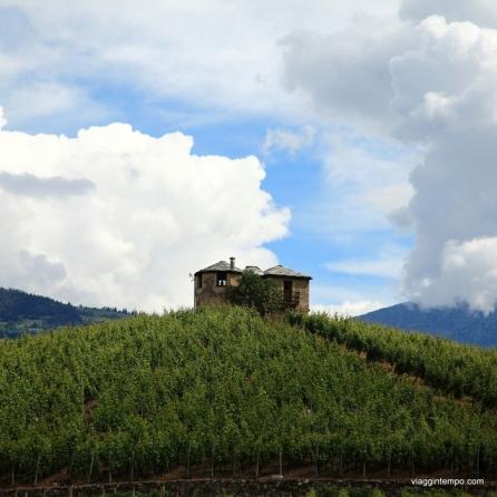 Vigneti e Cantina Les Cretes, Valle d'Aosta