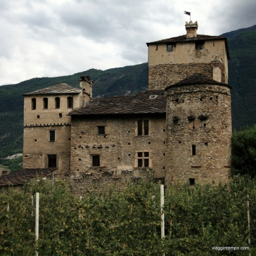 Castello Sarriod de la Tour, Valle d'Aosta