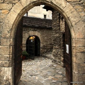 Castello Sarriod de la Tour, Valle d'Aosta