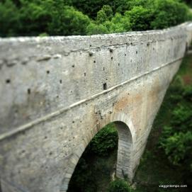 Ponte-Acquedotto Romano di Pont d'Ael