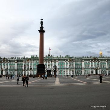 San Pietroburgo, Palazzo d'Inverno