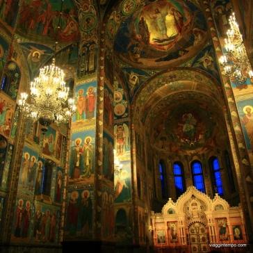 San Pietroburgo, Cattedrale sul Sangue Versato