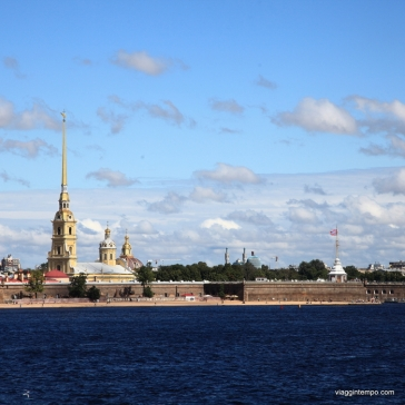 San Pietroburgo, Fortezza di Pietro e Paolo