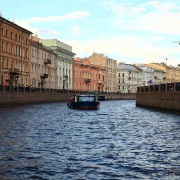 San Pietroburgo, La Neva