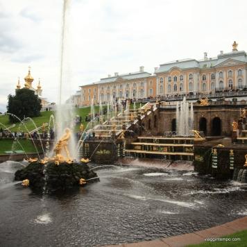 San Pietroburgo, Peterhof
