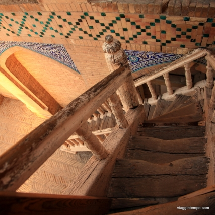 Khiva: Minareto di Islom-Hoja