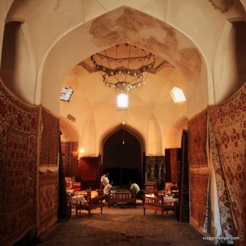 Uzbekistan: Tappeti e Tessuti