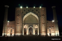 Registan, Samarcanda, Uzbekistan