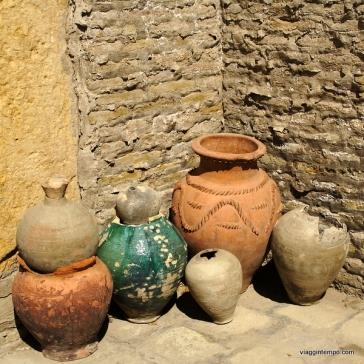 Uzbekistan: Ceramica