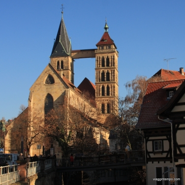 Esslingen Am Neckar, Chiesa Evangelica St. Dionys