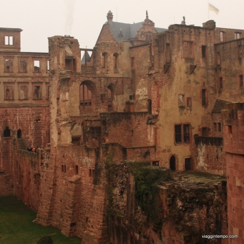 Heidelberg, Il Castello