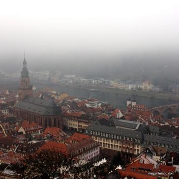 Heidelberg, Panorama