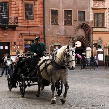 Varsavia, Piazza del Mercato