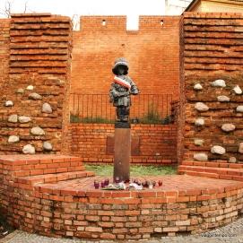 Varsavia, Il Piccolo Insorto