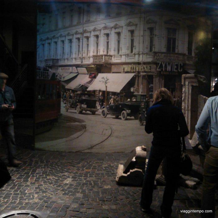 Varsavia, Museo dell'Insurrezione