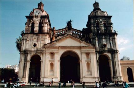 Cordoba, La cattedrale