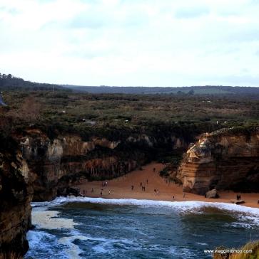Australia, Great Ocean Road, Lord Ard Gorge