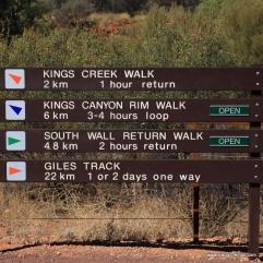 Kings Canyon, Watarrka National Park