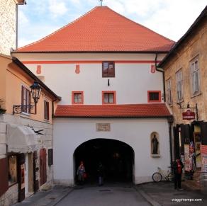 Zagabria, Porta di Pietra