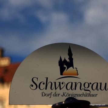 Hohenschwangau, Romantische Strasse