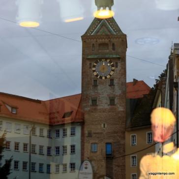 Bayertor, Landsberg am Lech, Romantische Strasse