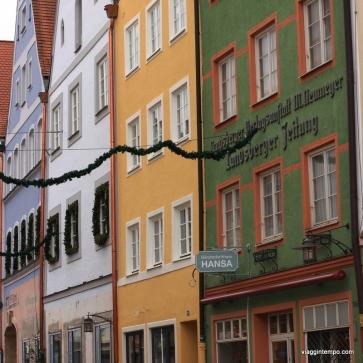 Landsberg am Lech, Romantische Strasse