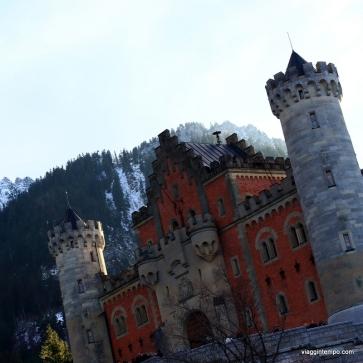 Neuschwanstein, Romantische Strasse
