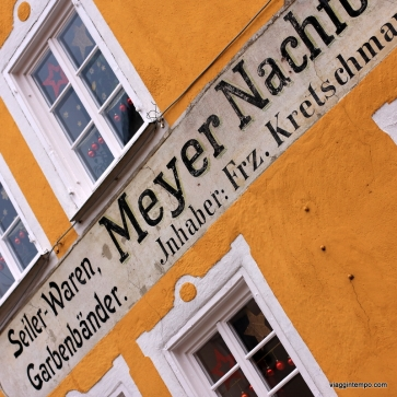 Dinkelsbühl, Romantische Strasse