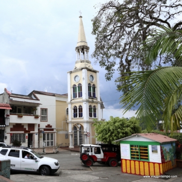 Buenavista, Piazza Bolivar