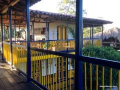 Calarcà, Finca Hacienda Pombia