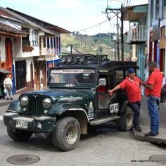 Cordoba, Jeep su Piazza Bolivar