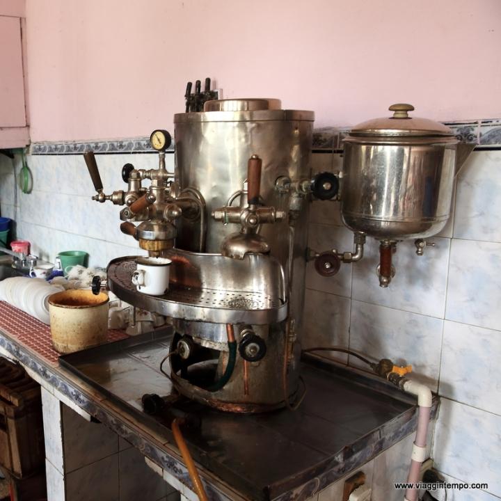 macchina del caffe