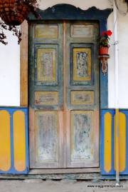 Salento, Porte Colorate
