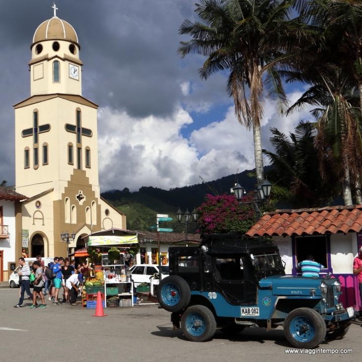 Salento - Valle del Cocora 12