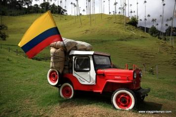 Jeep Willys a Salento