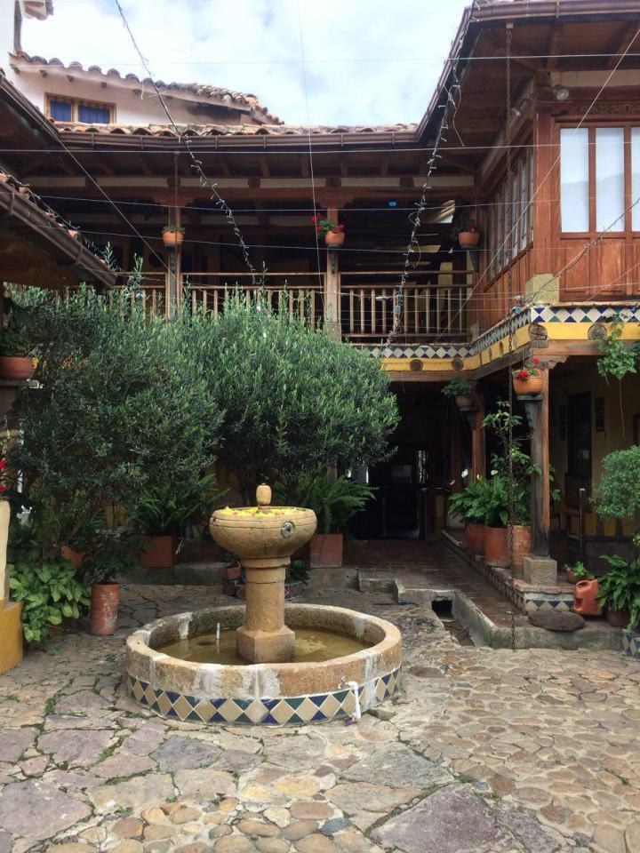 Villa de Leyva - Posada San Antonio