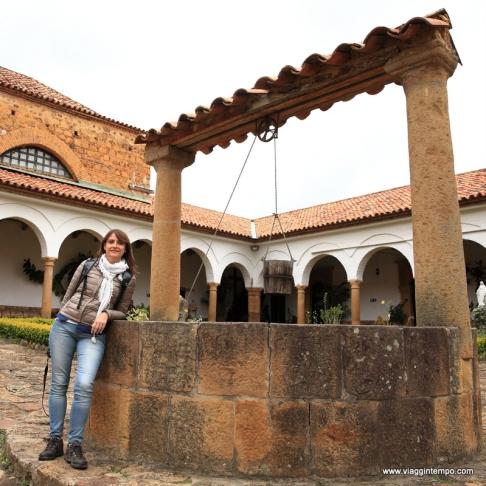 Villa De Leyva, Chiostro del Monastero del Santo Ecce Homo