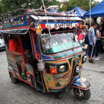 Guatapé, Taxi