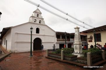 Marinilla, Il centro