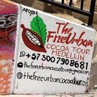 Medellin, Free Tour della Comuna 13